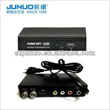 2014 NEW High Quality Mini Cheap DVB T2 With Plastic Case
