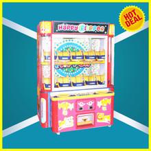 Double overturn crane gift prize machine small toy crane game machine