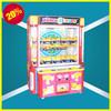 Double overturn crane gift prize machine canton spring fair exhibition Entertainment toy machine