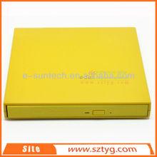 ECD002-DW China Wholesale Lower Price Plug&Play USB2.0 Laptop External DVD DVDRW CDR/RW Drive/External USB DVD ROM Writer