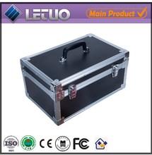 Metal hardware storage aluminium suitcase