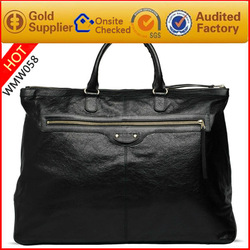 China alibaba wholesale fashion low price cheap leather hobo messenger tole hand bag for men