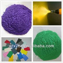 Electrostatic epoxy powder coating direct sale factory , high quality powder paint China manufacturer