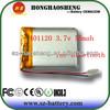 Micro Battery 3.7v 55mah 401120