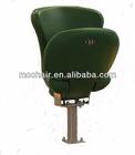 gym chair sports plastic stadium seat fixed seating stadium chair