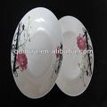 لوحات مطعم ايكيا، الصين عشاء لوحات الزهور، لوحات الاندونيسية