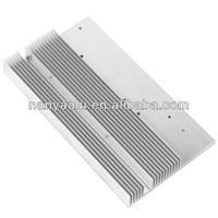 aluminium extrusion cooling fin