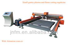 Cnc plasma alta eficiencia de la máquina