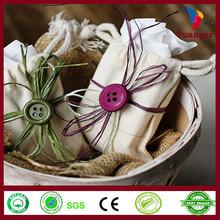 Handmade Cotton Laundry Dust Bag