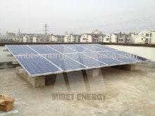 Concrete Base Flat Roof/ Rooftop PV Mounting System Tripod Bracket -- MRac Roof Matrix 2