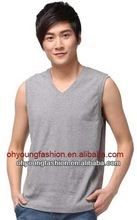 2014 Summer Casual Dress Men Brand Vest Wholesale Clothing On Alibaba