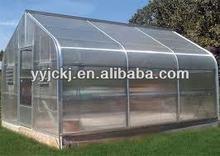 10 years warranty green house