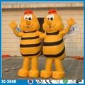 nuevos y caliente al aire libre maravilloso de la abeja inflable modelo