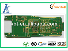POS machine control main board/printed circuit board with immersion gold