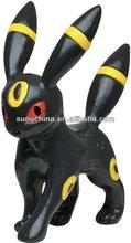 Pokemon Black & White Cat M Figure - M-135 - Umbreon/Blacky