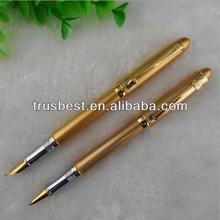 For duke series gold fountain pen ball pen for school office gift