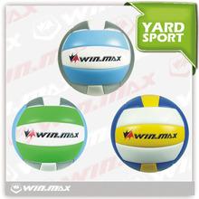 Hot sell Winmax brand machine stitched PVC cheap volleyball gifts