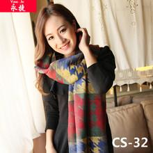 2014 new fashion wool/cashmere scarf