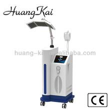 light blue oxygen jet O2 machine for Skin care
