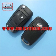 Best price chevrolet flip key shell for chevrolet cruze flip key blank for chevrolet cruze key