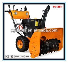 11HP machines for snow removal