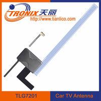 internal glass mount active car dab antenna