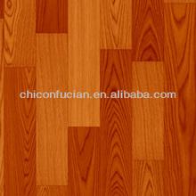 Decorative laminate PVC flooring plastic flooring in low price