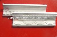 interior decoration material gypsum/plaster cornice designs
