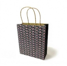 Fashion snacks paper packaging bag for weekend