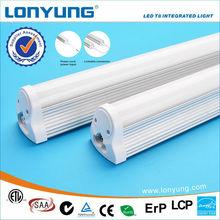 ETL UL 180cm 6ft 28W led tube light t8 integrated