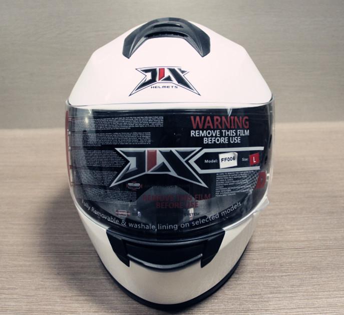 JIX helmet JX-FF006 racing helmet full face ECE/DOT Certification