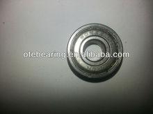 fish skateboard bearing 608zz deep groove ball bearing 608