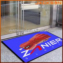anti slip logo brand carpet