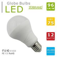 e27 led bulb ivory high power 12v led solar bulb