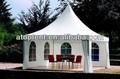 3x3m pagoda de la tienda/mirador/al aire libre tienda de campaña para el jardín/de la boda/partido/carpas