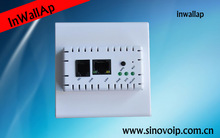 150mbps wifi router,2 rj11 port poe router,wall mount access point for hotel