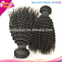 ding unprocessed curly intact virgin peruvian hair