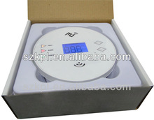 Home Security Alarm System: CO Concentration Test, Monitor, Detect & Alert