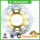 Suzuki 320mm Front Floating Wave Brake Disc Disk Rotor With Bracket For DRZ E 400