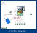 5 lcd reproductor de vídeo con el puerto usb/lcd publicidad reproductores de video