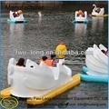 nova moda baratos crianças pedal barco para venda