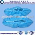 Industria alimentare disposablehigh tacco pioggia pp non- slittamento copertura scarpe
