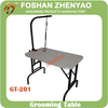 high quality dog grooming table with 7-shape arm