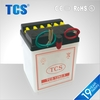 12N2.5 motorcycle battery- dry charged lead acid battery