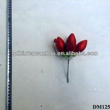 New design Christmas and Wedding Decoration Artificial foam flower