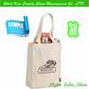 promotional Cotton Gusseted Tote Bag