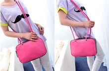 2014spring newest european and american fashion casual simple shoulder women handbag