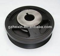 96352877 Auto Crankshaft Pulley For Chevrolet Lacetti
