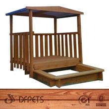 Eco-friendly Kids Sand Box Sand Pit For Sale DFS001
