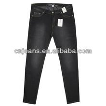 GZY cotton blue skinny 2012 new style fashion women jeans